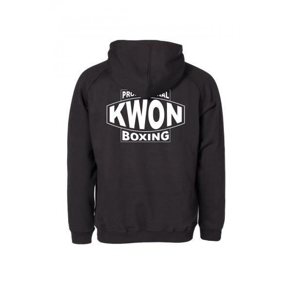 Kwon Pro Boxing Hoodie black