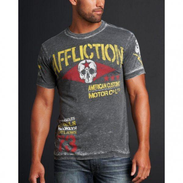 Image of Affliction Motor Co T-Shirt
