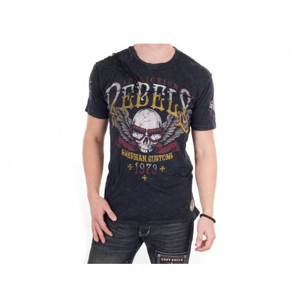 Image of   Affliction Rebel Rider T-Shirt