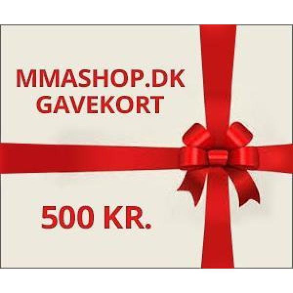 Image of   Gavekort 500 kr.