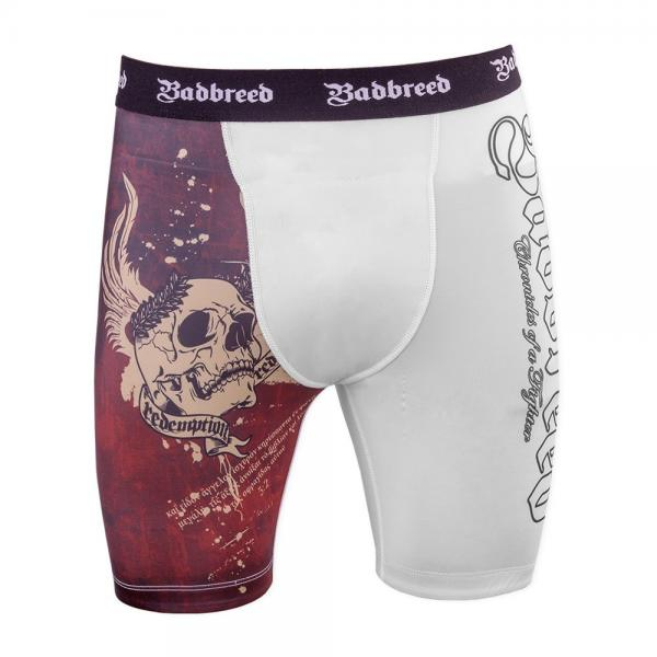 Image of   Bad Breed Vale Tudo Shorts Hvide