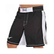 MMA Shorts Everlast Sort Hvide