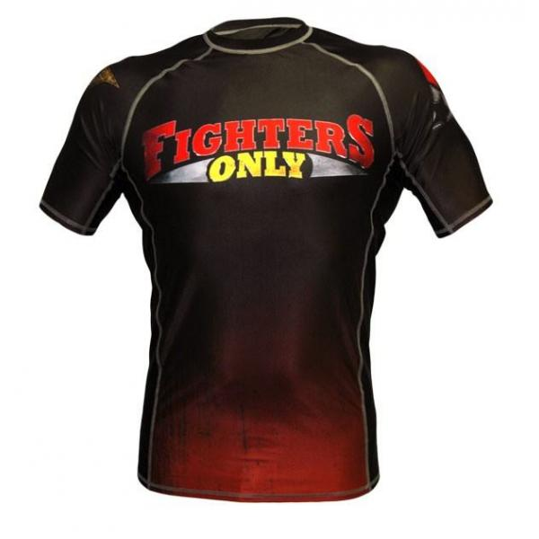 Image of   Fighters Only Rashguard SS