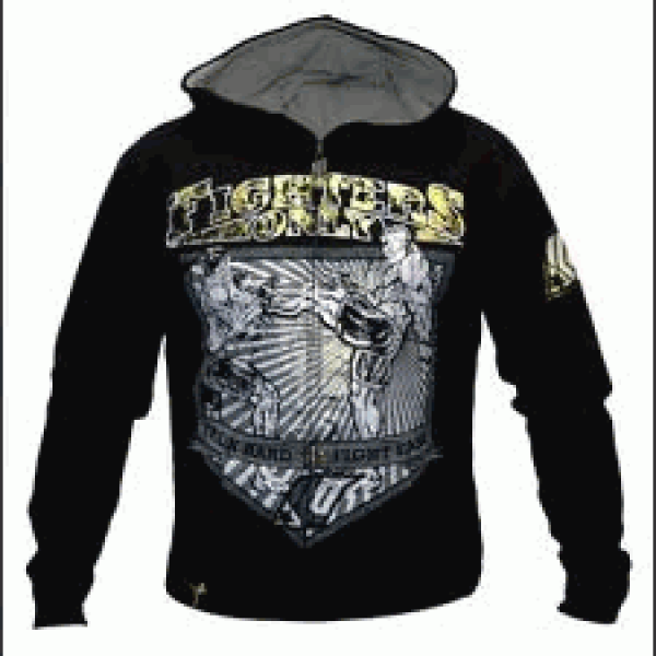 Image of   Fighters Only The Kick Hoodie