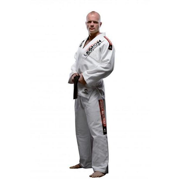 Legion Octagon Brazilian Jiu Jitsu Gi
