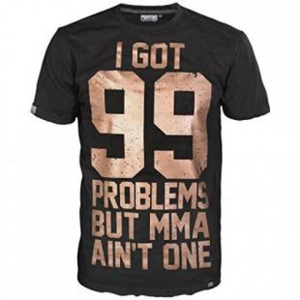 Image of   Phantom 99 Problems MMA T-Shirt