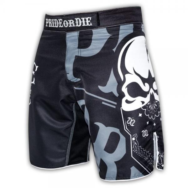 Image of   MMA Fight Shorts Pride Or Die