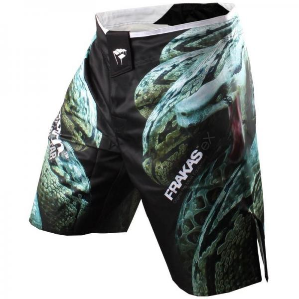 Punchtown Frakas EX Crush MMA Shorts