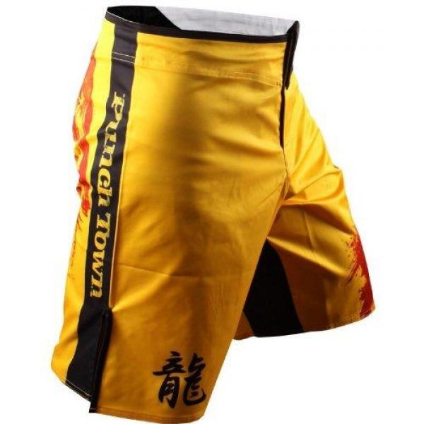 Image of   Punchtown Ode To The Dragon MMA Shorts