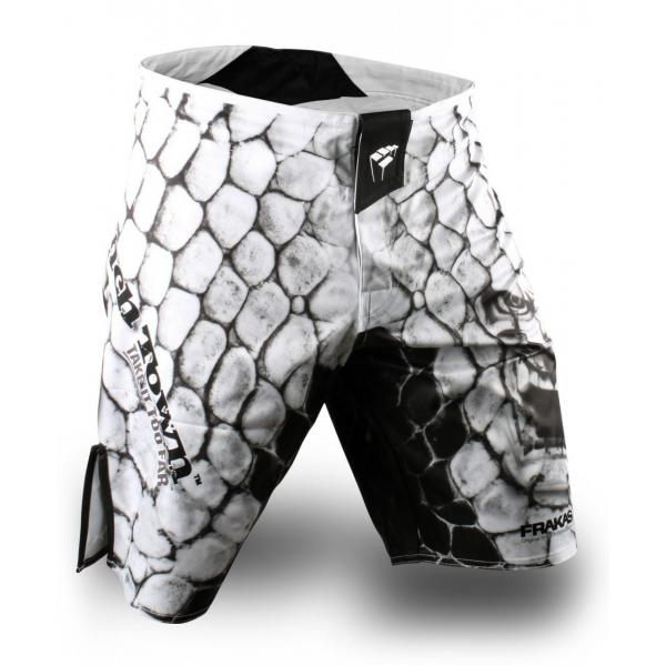 Image of   Punchtown Ryushin MMA Shorts Hvide
