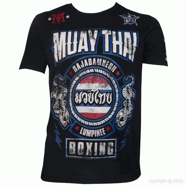 Billede af Muay Thai T-shirts SGCC