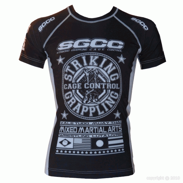 Image of   Rashguard MMA SGCC Grand Prix