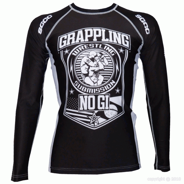 Image of   Rashguard SGCC Absolute LS
