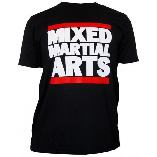 Image of   SGCC MMA T-shirt Sort