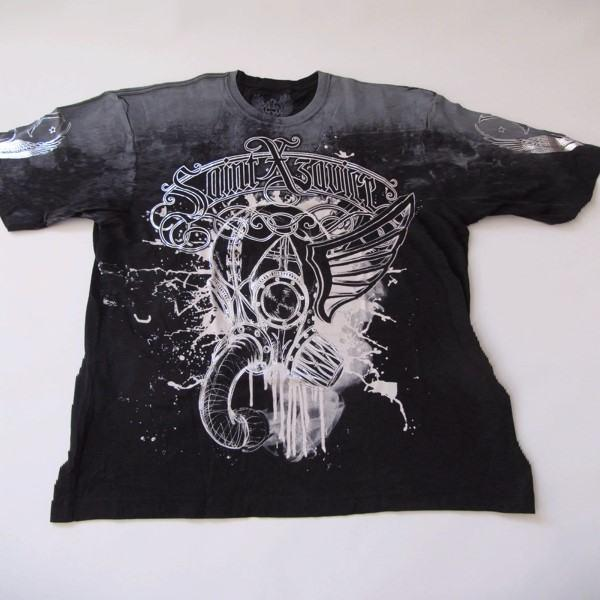 Saint Xzavier Gas T- Shirt