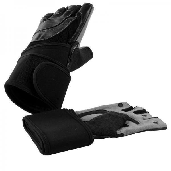 Trænings Handsker I Læder