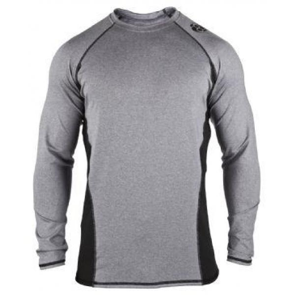 Image of   Clinch Gear Flex Long Sleeve Tech Top Grey