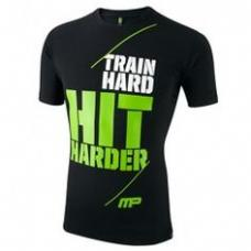 Muscle Pharm T-shirt Train Hard