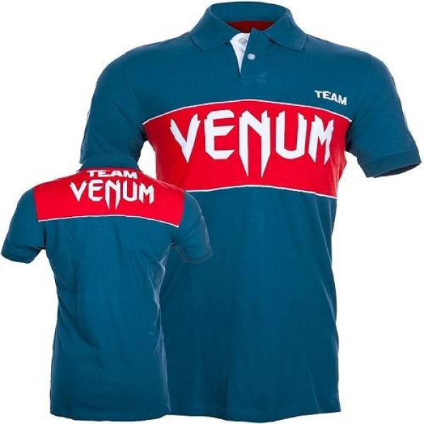 Image of   Team Venum Polo Navy