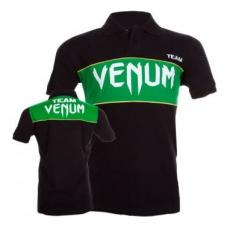 Team Venum Polo Sort Grøn