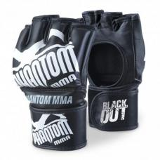 Phantom MMA Handsker Sort PU