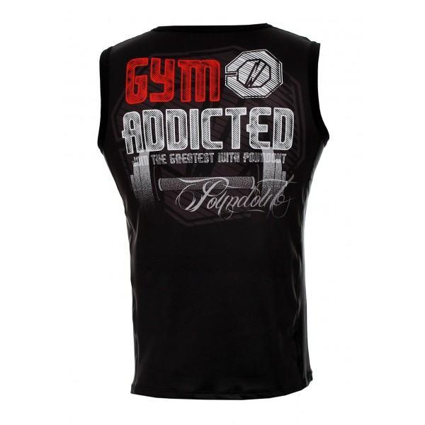 Image of   Gym Addicted Tank Top